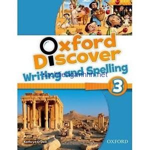 Oxford Discover 3 Writing and Spelling pdf ebook