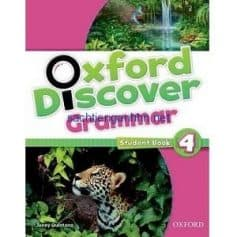 Oxford Discover 4 Grammar Student Book