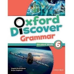 Oxford Discover 6 Grammar Student Book