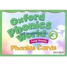 Oxford Phonics World 3 Phonics Card
