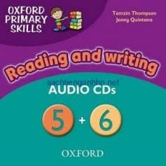 Oxford Primary Skills Reading and Writing 6 CD Audio
