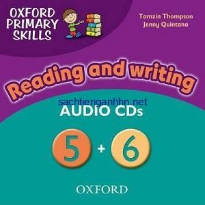 Oxford Primary Skills Reading and Writing 5+6 Audio CD