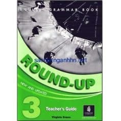 Round Up 3 Teacher's Guide