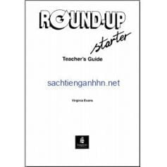 Round Up Starter Teacher's Guide