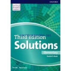 Solutions Elementary Third Edition Student's Book