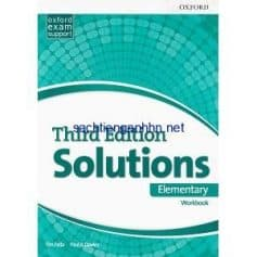 Solutions Elementary Workbook 3rd Edition
