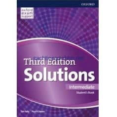 Solutions Intermediate Student's Book 3rd Edition