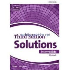Solutions Intermediate 3rd Workbook