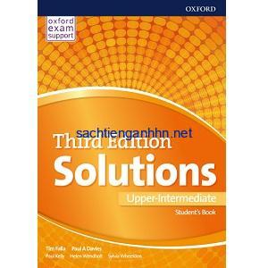Solutions Upper-Intermediate 3rd Student's Book