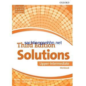 Solutions Upper-Intermediate 3rd Workbook