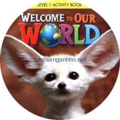 Welcome to Our World 1 Activity Book CD