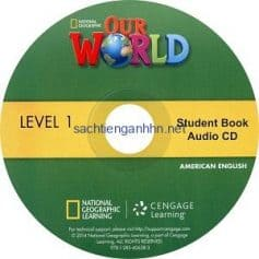 Our World 1 Student Book Audio CD A