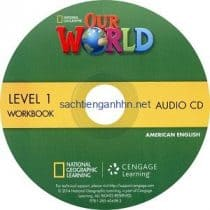 Our World 1 Workbook Audio CD