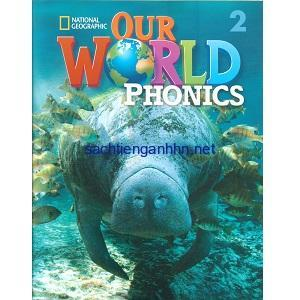 Our World 2 Phonics Book pdf ebook