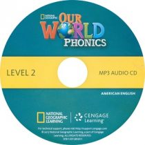 Our World 2 Phonics MP3 Audio
