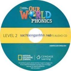 Our World 2 Phonics MP3 Audio