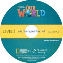 Our World 2 Student Book Audio CD B