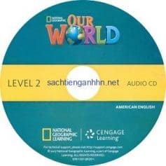 Our World 2 Student Book Audio CD A