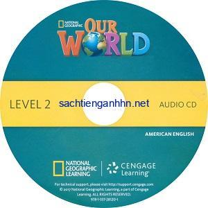 Our World 2 Student Book Audio CD
