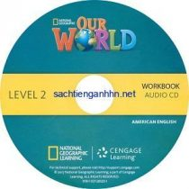 Our World 2 Workbook Audio CD
