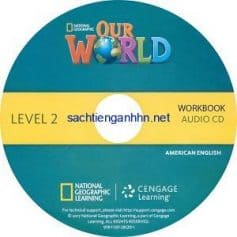 Our World 2 Workbook Audio CD