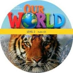 Our World 3 Student Book Audio CD