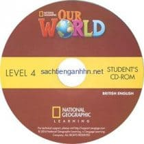 Our World 4 Student Book Audio CD A
