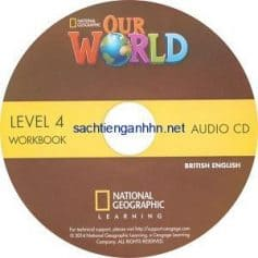 Our World 4 Workbook Audio CD