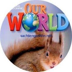 Our World Starter Workbook Audio CD