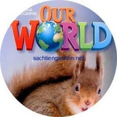 Our World Starter Workbook Audio CD