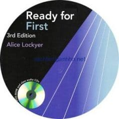 Ready for First 3rd Edition Class Audio CD 2
