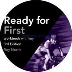 Ready for First 3rd Edition Workbook Audio CD