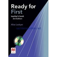 Ready for First Teacher's Book 3rd Edition