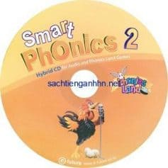 Smart Phonics 2 New Edition Audio CD