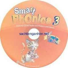 Smart Phonics 3 New Edition Audio CD