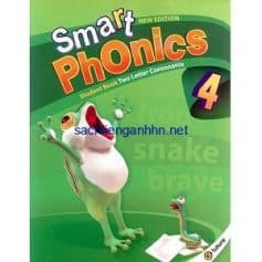 Smart Phonics 4 Student Book New Edition