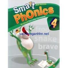 Smart Phonics 4 Workbook New Edition