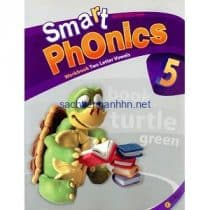 Smart Phonics 5 Workbook New Edition