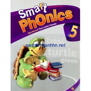 Smart Phonics 5 Workbook New Edition pdf ebook