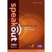 Speakout 2nd Edition Advanced Student's Book