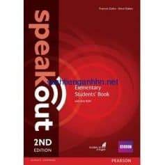 Speakout 2nd Edition Elementary Student's Book