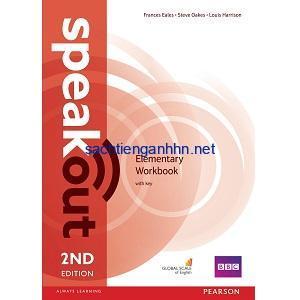 Speakout 2nd Edition Elementary Workbook pdf download ebook