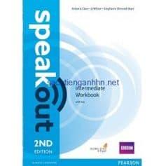 Speakout 2nd Edition Intermediate Workbook