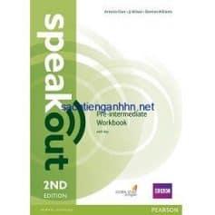 Speakout 2nd Edition Pre-Intermediate Workbook
