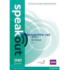 Speakout 2nd Edition Starter Workbook