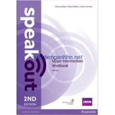 Speakout 2nd Edition Upper-Intermediate Workbook