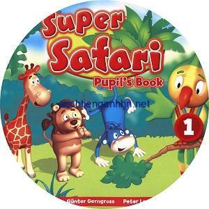 Super Safari British 1 Class Audio CD