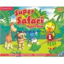 Super Safari British 1 Pupil's Book