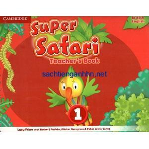 Super Safari British 1 Teacher's Book