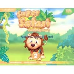 Super Safari British 2 Activity Book